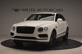 bentley bentayga 2016 black 2018 bentley bentayga black edition stock b1265 for sale near