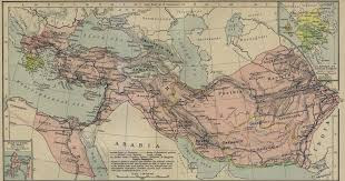Ancient Maps Of The World by Ancient Greece Reloaded