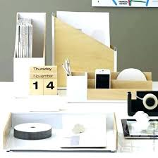 Office Accessories For Desk Office Desk Set Desk And Office Accessories Fabulous Desk And Cool