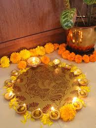 diy mehendi inspired diwali trays diwali and trays