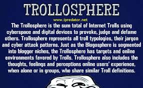 Internet Troll Meme - 100 internet troll types troll resources ipredator inc