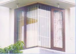 desain jendela kaca minimalis rumah minimalis pojok rumah