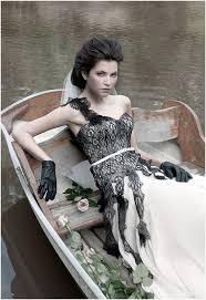 Black And White Wedding Dress 352 Best Wedding Dresses Images On Pinterest Wedding Dressses