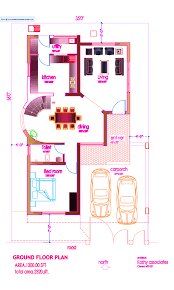 Updown Court Floor Plan by Modern House Plans For 1300 Sq Ft Home Shape