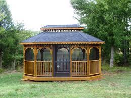 choose 10x12 gazebo and extend your backyard u2014 home design ideas