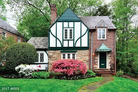 american university park tudor style home lands on market asks