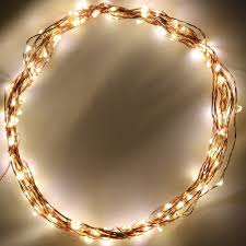 Patio String Lights White Cord by Battery Operated Decorative Lights With Timer Battery Operated