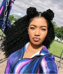 black hair buns trend stalk the half up bun 40 photos 2018 hairstyle guru