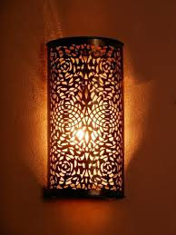 fancy lights for home decoration medina touch moroccan decorating moroccan ls wall light and