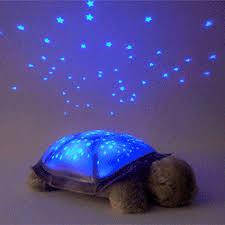 Twilight Turtle Night Light Stars Constellation L Soothing