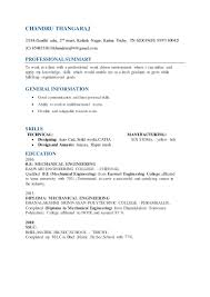 Sample Resumes For Mechanical Engineer Rotating Equipment Engineer Sample Resume Template