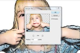 turn any photo into a cartoon using photoshop 5 steps