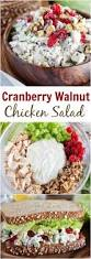 Easy Salad Recipe by Cranberry Walnut Chicken Salad Jpg Resize U003d600 1700 U0026ssl U003d1