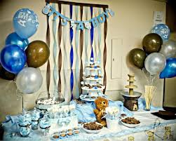 blue baby shower decorations teddy baby shower decorations ideas 72 best boy ba shower