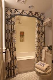 Duo Shower Curtain Rod Decorative Shower Curtain Rods Foter