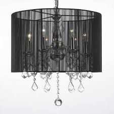 Decorative Chandelier Ceiling Plate Bronze Black Ceiling Light Garbo Large Chandelier With Shades