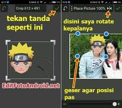 nama aplikasi untuk membuat foto menjadi kartun cara dan aplikasi merubah foto menjadi anime naruto