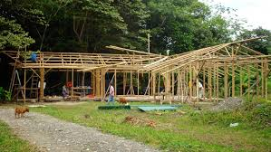 Modern House Plans For Corner Lots The Reality About Building With Bamboo U2014 Guadua Bamboo