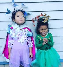 celebrities are sharing pictures of their kids halloween costumes