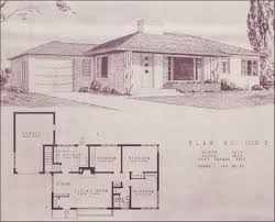 mid century ranch house plans book house design and office mid