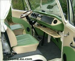 Vw T2 Campervan Interiors Vw Minibus Interior Google Search Thesis Pitch 2 Pinterest