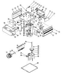 Overhead Door Python Chain Glide Parts For Garage Door Opener Rail Assy Diagram Parts Zero