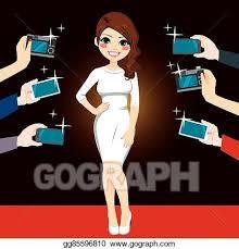 paparazzi clipart vector illustration paparazzi eps clipart