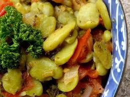 feve cuisine recette du ragoût de fèves égyptien egypte la tendresse en cuisine