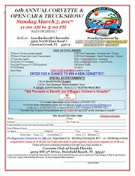 corvette clubs in florida upcoming events corvette of south florida 6th annual