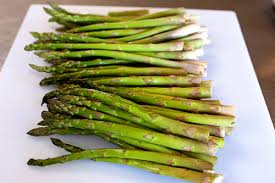 oven roasted asparagus the pioneer