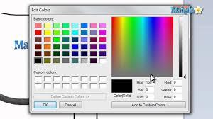 learn windows 7 paint youtube