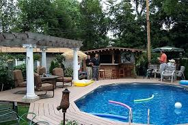 backyard ideas with pool small backyard pool designs nice small pool designs on home design