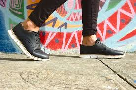 Handmade Shoes Usa - best price handmade leather sneakers ikal black ozapato