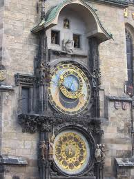 clock free stock photo prague astronomical clock in the old