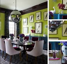 green dining room ideas original fabulous green dining room interior design inspirations