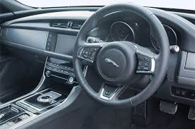 jaguar cars interior new jaguar xf diesel saloon 2 0d portfolio 4 door auto 2015 for