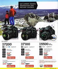 d7200 black friday amazon nikon black friday 2016 ad scan