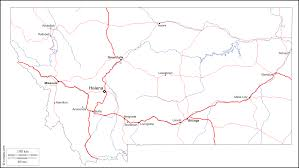 Bozeman Montana Map by Free Montana Maps Wiring Get Free Images About World Maps