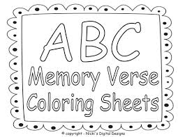 bible memory verse coloring page www asheart com august 276532