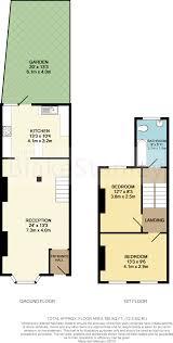 2 bedroom end of terrace house for sale in benn street hackney e9