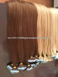 pre bonded hair thailand color prebonded hair tape hair natural hair extensions wavy