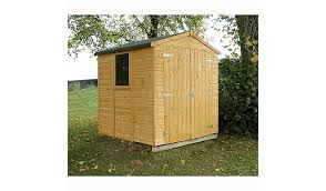 Shiplap Sheds For Sale Fairwood Shiplap Double Door Garden Shed 6 X 6ft Sheds