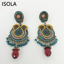 soutache earrings compare prices on soutache earrings online shopping buy low price