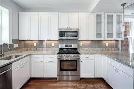 Pictures Of Backsplash In Kitchens Grey Tile Backsplash Kitchen Ideas Kitchens With Grey Floors