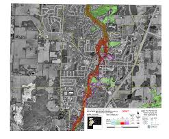 Fema Map Floodplain Information Waterford Wi Official Website