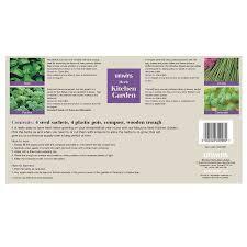 herb pots for windowsill unwins herb kitchen garden seed kit amazon co uk garden u0026 outdoors