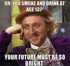 Willy Wonka Memes - epic willy wonka meme picture collection