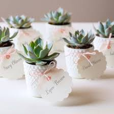 plant wedding favors top five wedding favor ideas avery