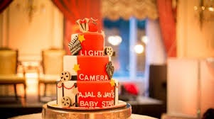 a star is born hollywood themed baby shower at taj boston