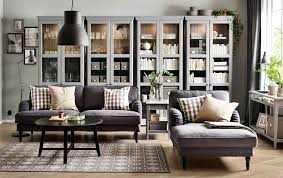 Ikea Ideas For Small Living Room by Round Oclcok Natural White Paint Wall Decors Ikea Modern Living